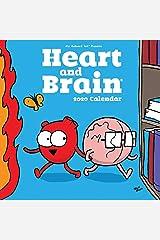 Heart and Brain 2020 Wall Calendar Calendar