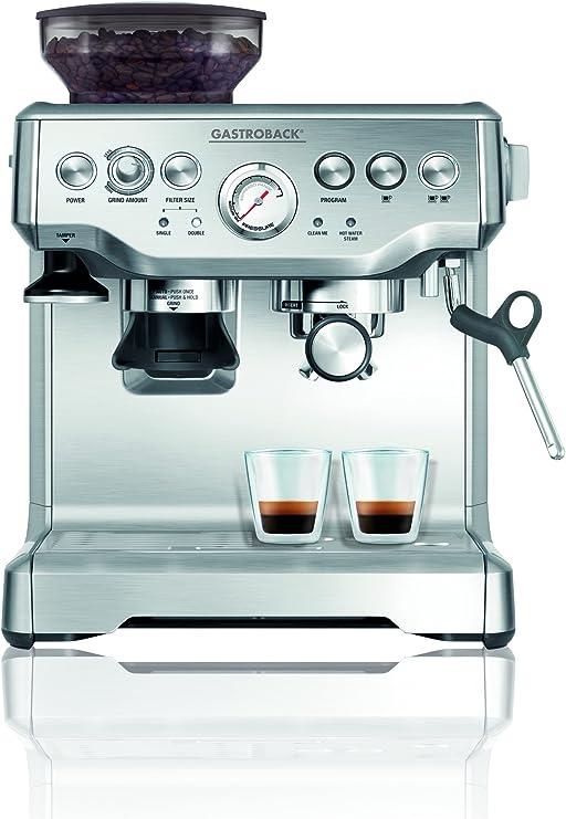 Gastroback Advanced Pro GS - Cafetera: Amazon.es: Hogar