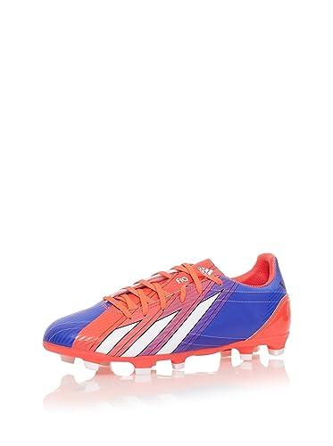 zapatillas adidas azul y rojo