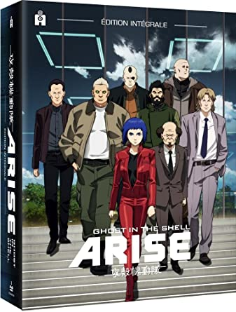 Ghost in the Shell : Arise - Edition Intégrale Francia DVD: Amazon.es: Kazuchika Kise: Cine y Series TV