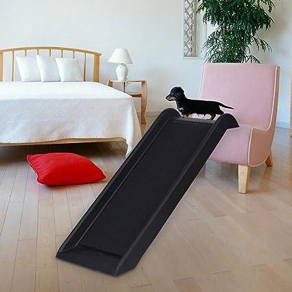 Dog Ramp For Bed >> Amazon Com Atoz Create Safety Half Pet Ramp Dog Ramp For Large