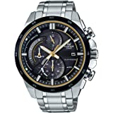 Casio Edifice Analog Black Dial Men's Watch-EX379 (EQS-600DB-1A9UDF)