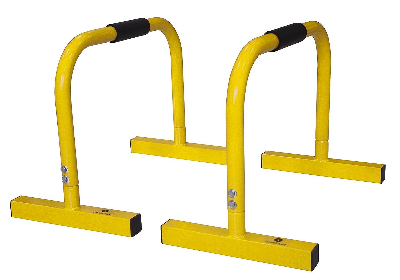 Sveltus Mini Barres parallèles 45cm jaune (X2)  Amazon.fr  Sports et Loisirs 2c5c111e7a2