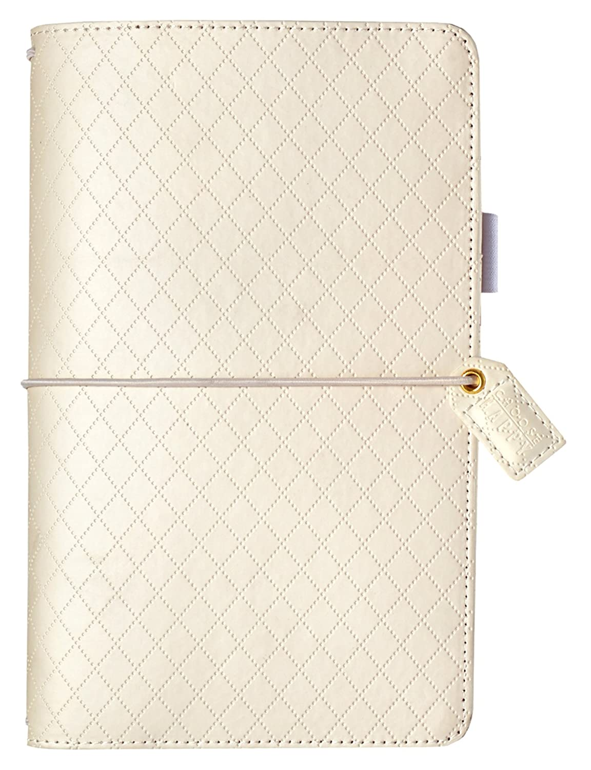 Websters Pages Blush Stripe Travelers Notebook TJ001-BS