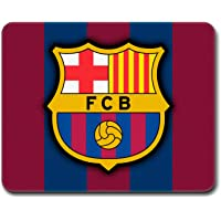 MOUSE PAD GAMER BARCELONA, 27 x 21 cm, BASE ANTIDESLIZANTE, SUPERFICIE DE PRECISIÓN OPTIMA