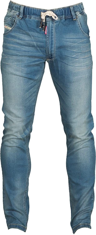 Pantaloni Da Lavoro Jeans Uomo Taglio Aderente Elasticizzati Payper Los Angeles PayperLosAngeles