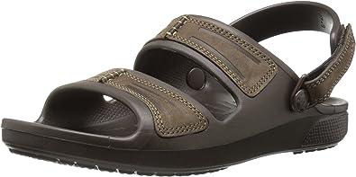 Crocs Yukon Mesa Sandal M, Sandalias para Hombre: Amazon.es