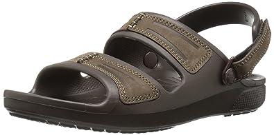 00d3d92c2ead Crocs Men s Yukon Mesa Sandal M ESP  Amazon.co.uk  Shoes   Bags