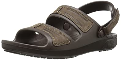 8425e250db2a Crocs Men s s Yukon Mesa Sandal M ESP  Amazon.co.uk  Shoes   Bags