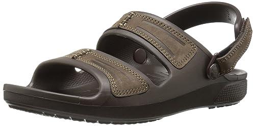 9e9ea23b601c crocs Men s Yukon Mesa M Flat Sandal