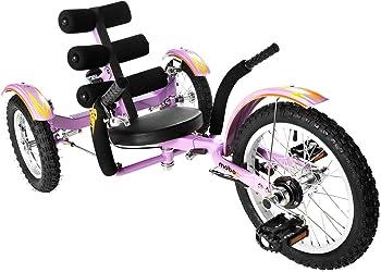 Mobo Mobito Kids Three Wheel Recumbent Bike