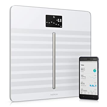 Withings Body Cardio Scale >> Nokia Body Cardio Wi Fi Smart Scale With Body Composition Heart