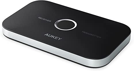 AUKEY Bluetooth Transmitter and Receiver Wireless: Amazon.co
