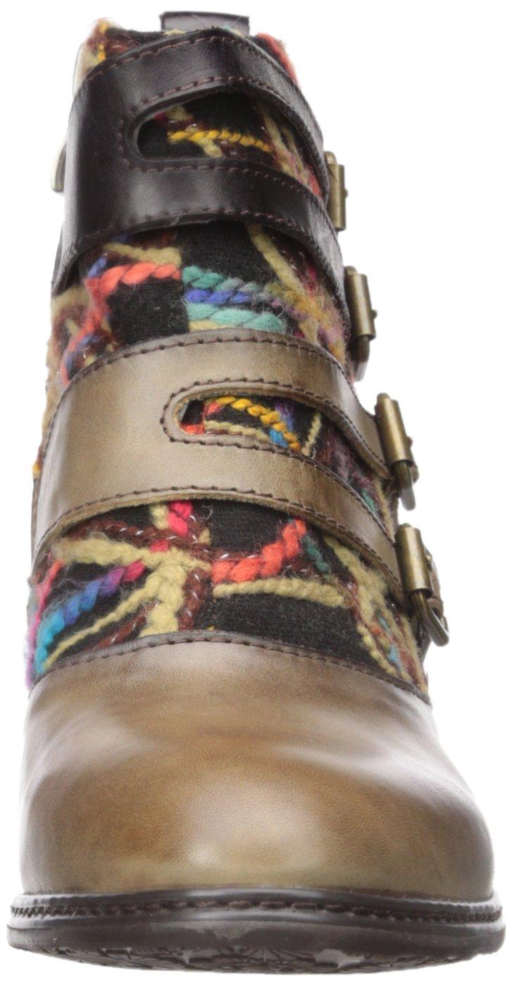 L'Artiste by Spring Step Women's Redding Boot B00JKT8XB0 39 M EU / 8.5 B(M) US|Taupe Multi
