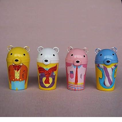 Kieana Mini Wet Wipes Buckets For Kids Birthday Return Gifts In Bulk Multicolor Pack Of 6 Amazonin Toys Games