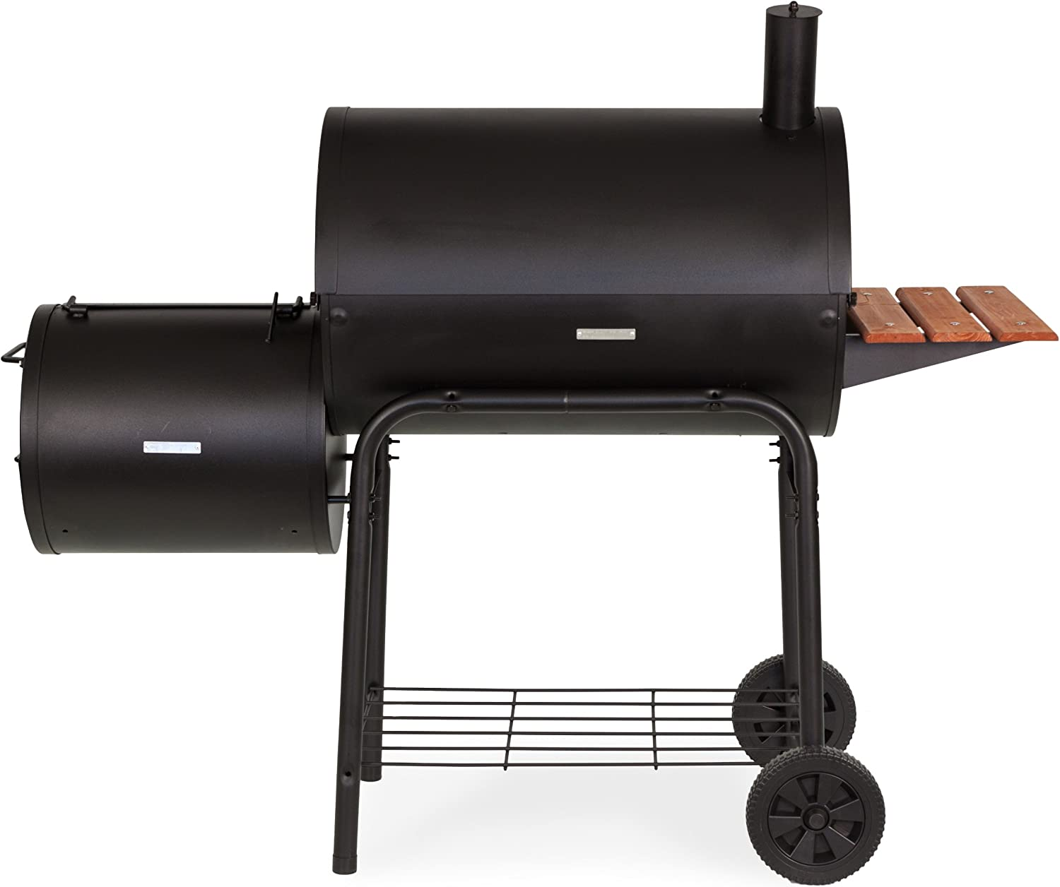 Char-Griller Smokin Pro 830 - Front View Photo