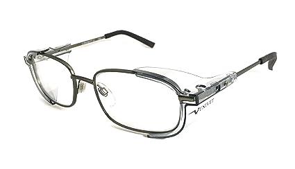 039193b87b30e Armação Oculos De Proteção Para Lentes De Grau Univet 536  Amazon ...