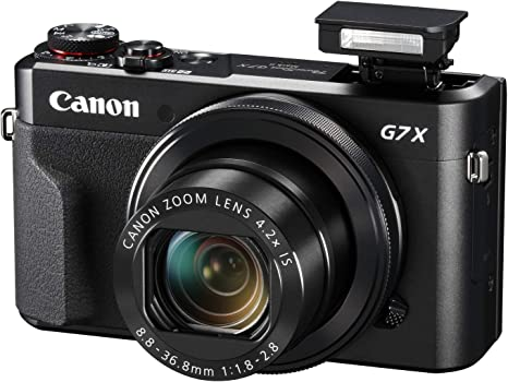 Canon Powershot G7X Mark II - Cámara Digital (32gb, procesamiento ...