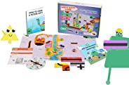 OjO's Subscription Box of Educational Games, Story books and Stickers - 12 games in 6 mo
