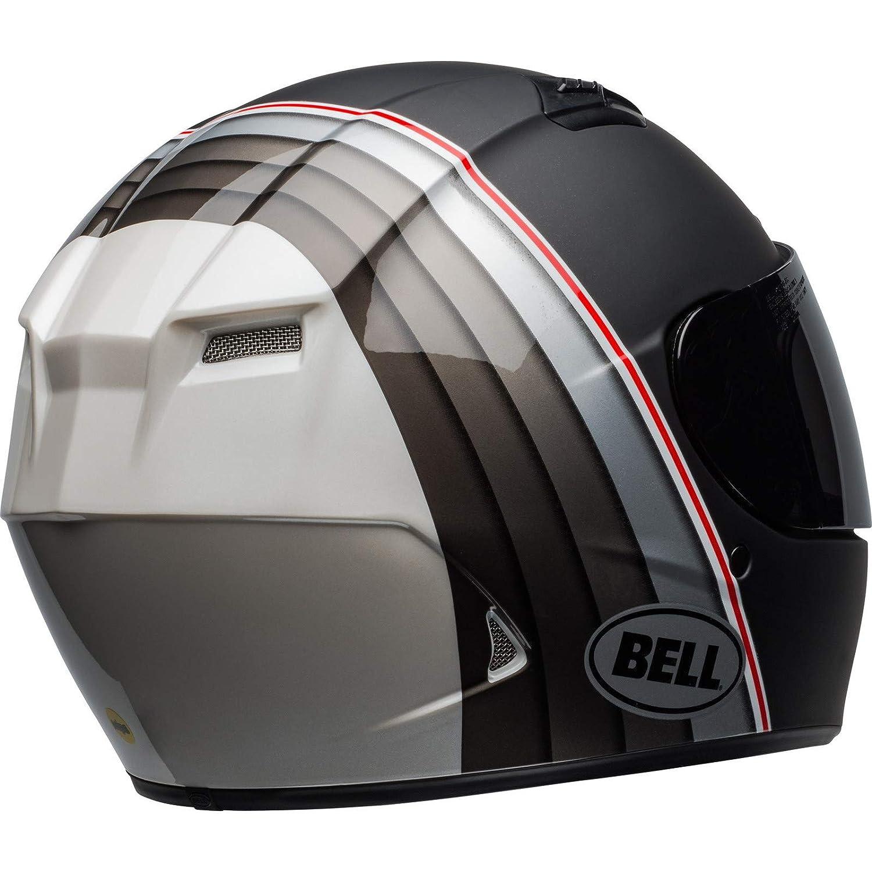 Bell HELMET QUALIFIER DLX MIPS ILLUSION BLACK//SILVER L