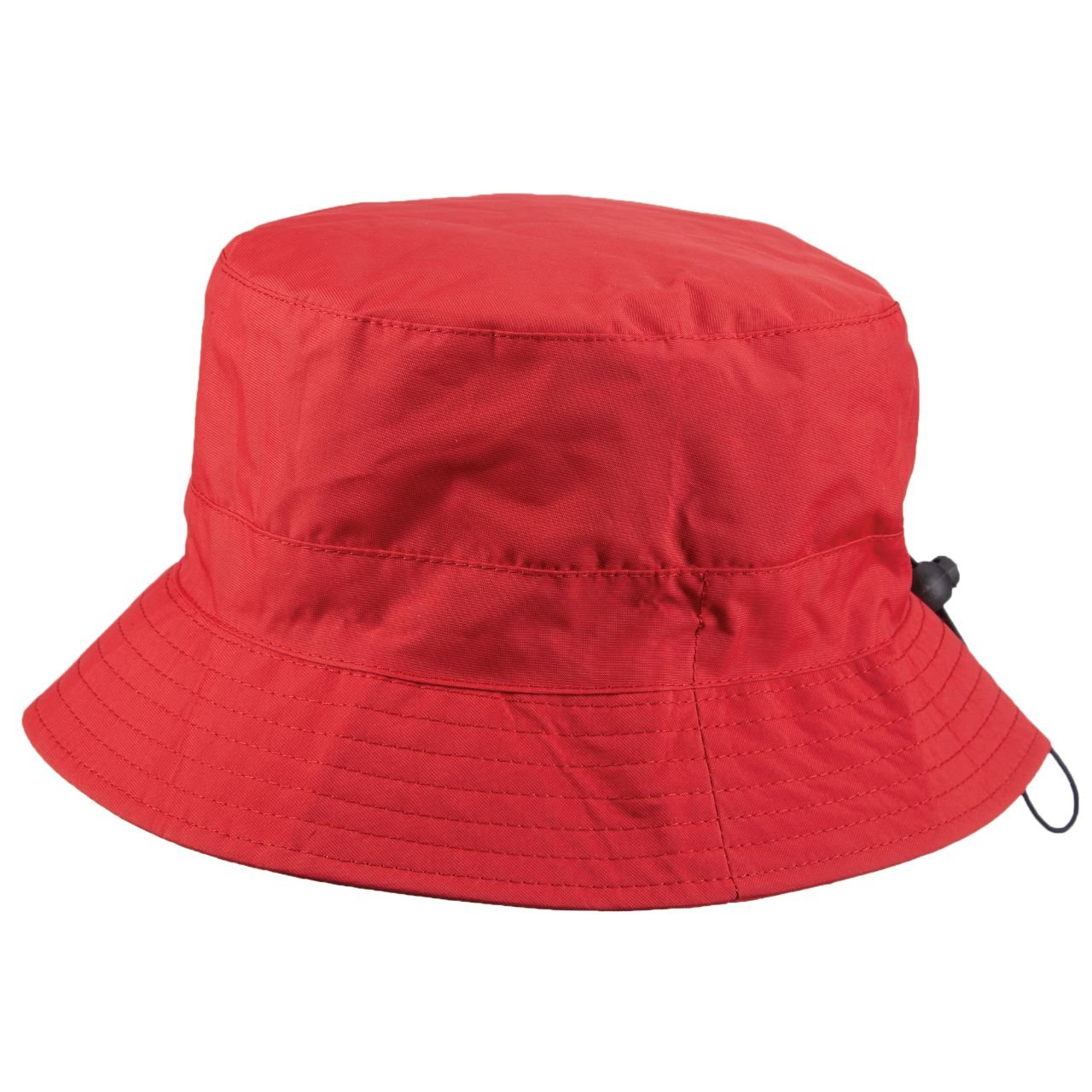 SCALA Packable RAIN HAT (RED)