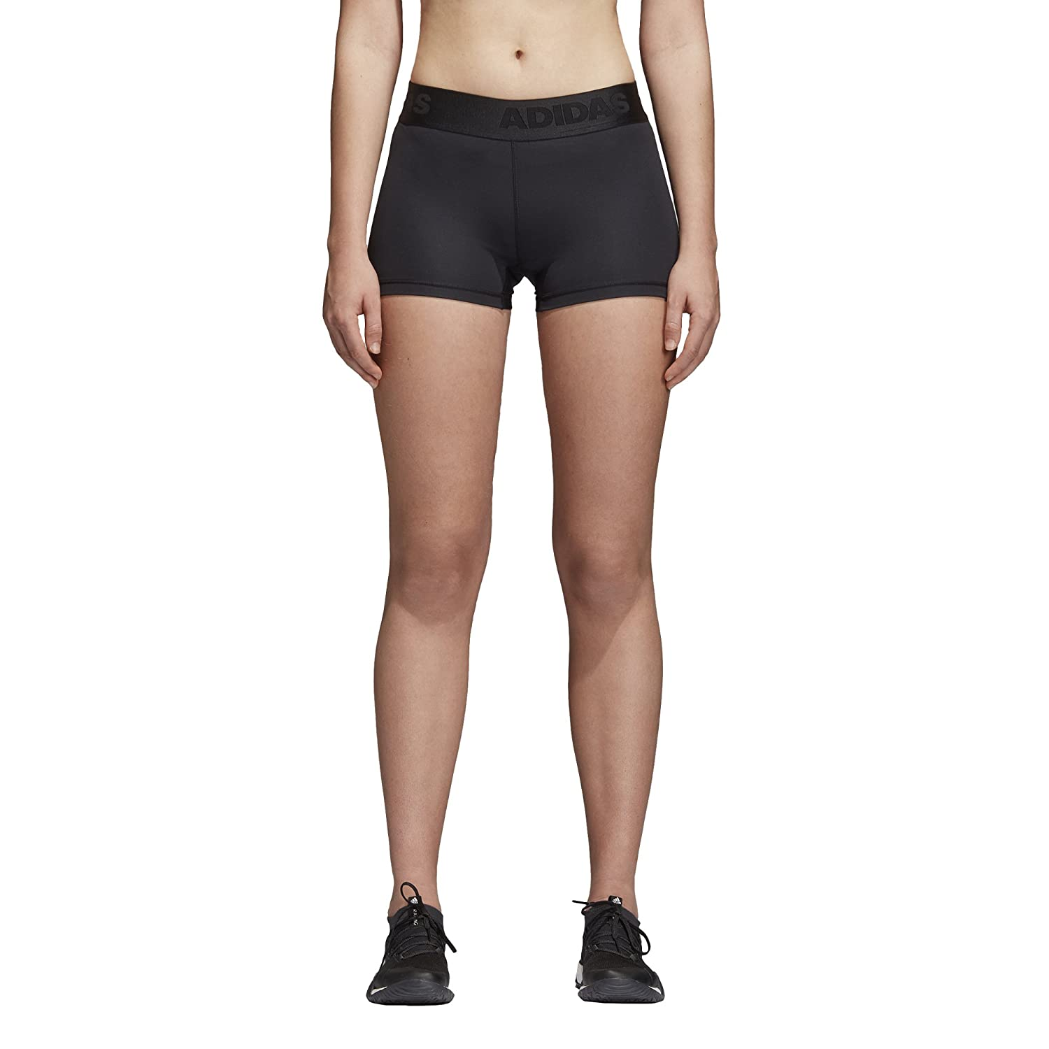 adidas Women's Alphaskin Sport Short Tights S1853WDNA680-P