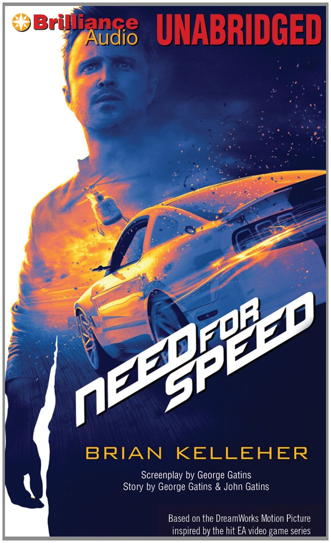 Amazon Com Need For Speed 9781480561724 Kelleher Brian