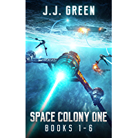 Space Colony One : Books 1 - 6