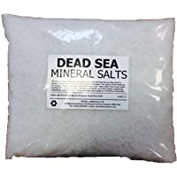 DEAD SEA SALT | 5KG BAG | 100% Natural | FCC Food Grade