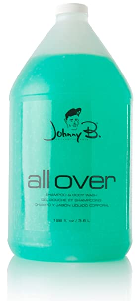 Amazon.com : Johnny B All Over Energizing Shampoo & Body Wash (32 oz) : Beauty