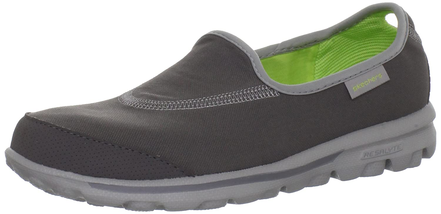 Skechers Go Damen Go Skechers Walk Slipper Negro Carbn eb9e26