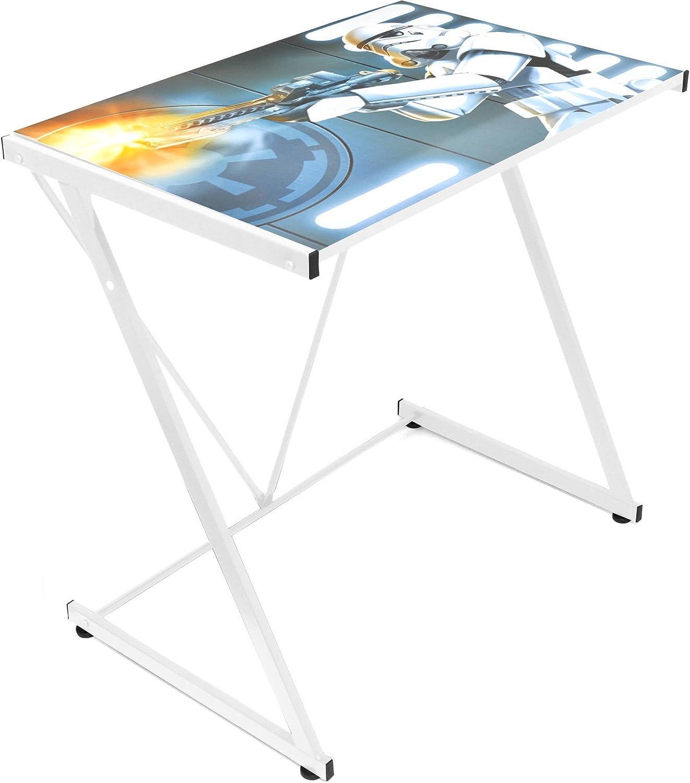Star Wars Desk Z Shape for Laptop Computer Student Home Office Kids Homework