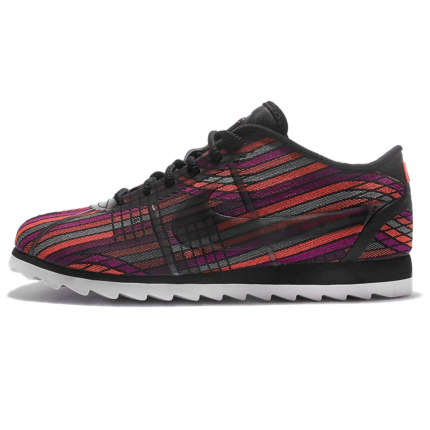 huge discount 8a63b 9c44e Galleon - NIKE Womens Cortez Ultra JCRD PRM Running Trainers 885026  Sneakers Shoes (US 9, Black Hot Lava White 001)