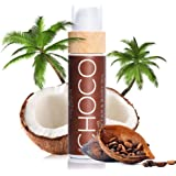 COCOSOLIS Choco - Acelerador de Bronceado con Vitamina E, Loción Bio Oil para un bronceado natural – Bronceadores…