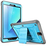 Galaxy Tab S3 9.7 Case, SUPCASE [Heavy Duty] [Unicorn Beetle PRO Series] Full-body Rugged Protective Case with Built-in Screen Protector for Samsung Galaxy Tab S3 9.7 inch (2017) (Blue/Black)