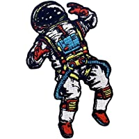 Space Man The Lost Spaceman Patch Embroidered Applique Iron On Sew On Emblem
