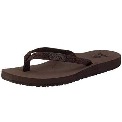 wholesale dealer 27d12 cec96 Reef Ginger Flip Flops - Braun/Braun