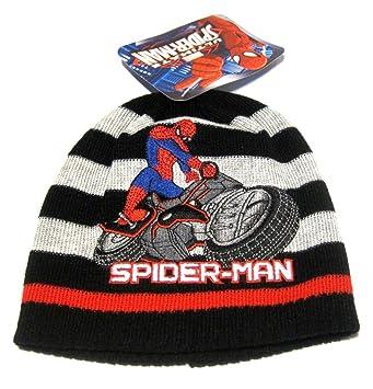 29168dfd9c5 Amazon.com   Spider Man Original Grade A Quality Winter Hat for ...