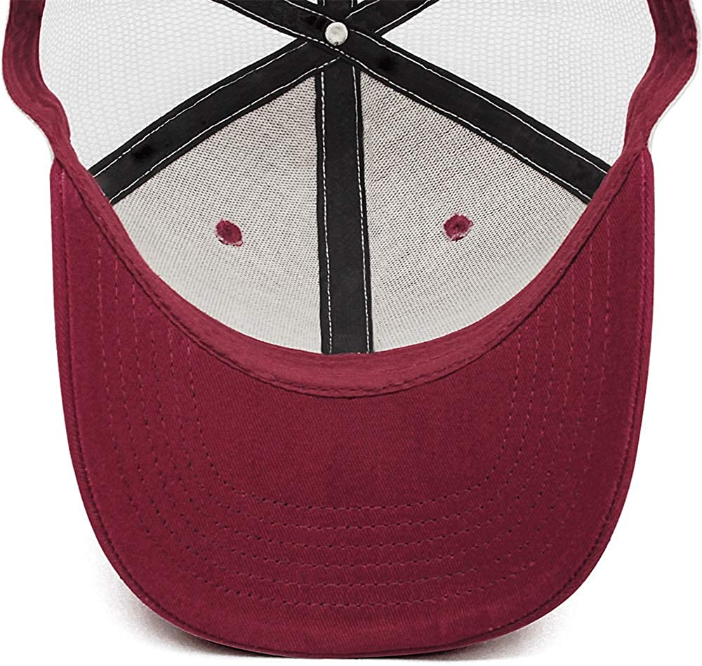 TopCrazy Fuck Cancer Breast Cancer Trucker Hat Men//Women Fashion Sports Caps