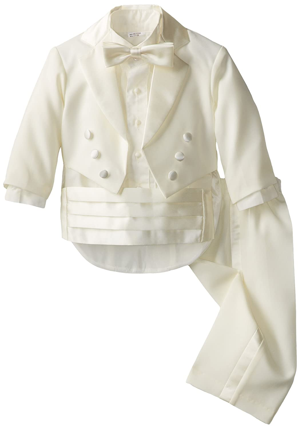 Joey Couture Baby Boys' Tuxedo Suit Tail Joey Couture Baby Christening 141L