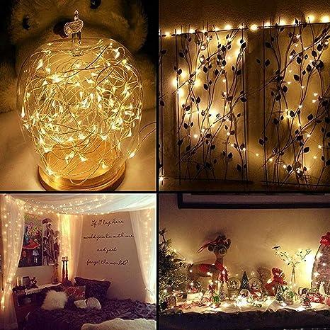 san francisco 04710 8c3de String Light Ball Lantern Ornaments 1PCS 10LED Fairy Lights ...