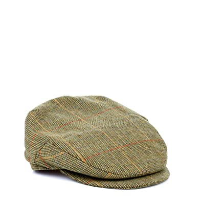 Joules Mens Green Mr Toad Croftbury Flat Cap  Amazon.co.uk  Shoes   Bags 985200719e8