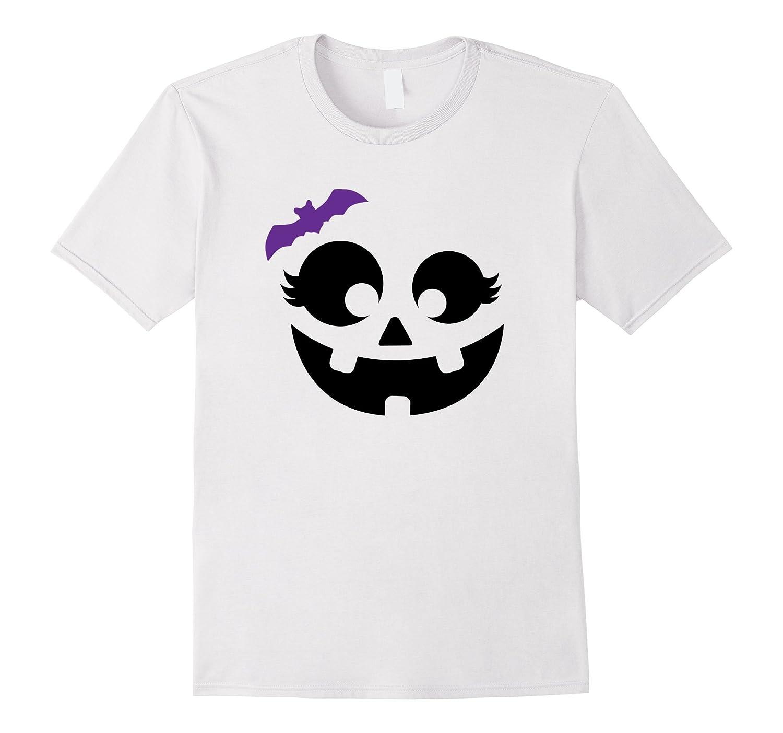 Halloween Shirt Ideas Girls.Halloween Pumpkin Shirt Cute Girl S Costume Tee Gift Idea T Shirt