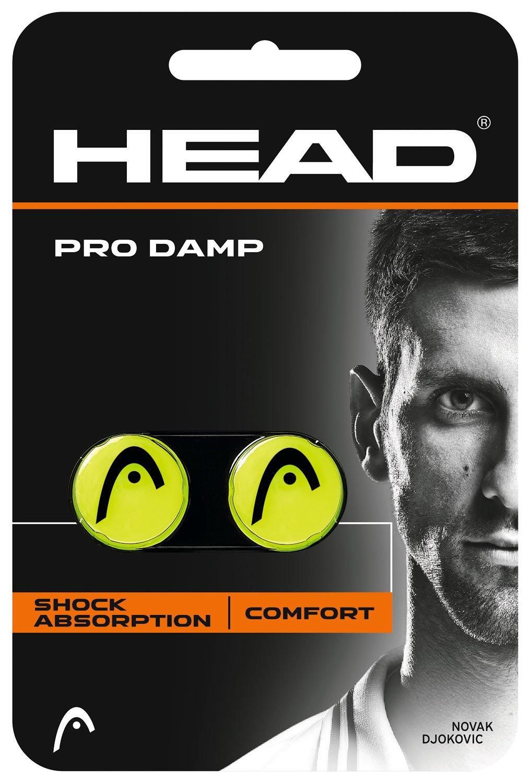 Head Pro Damp Tenis Antivibradores