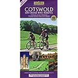 Cotswold Off-Road Bike Routes (Goldeneye Bikinguides)