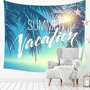 YINGBAOBAO Tapices Personalizados Hojas Bajo El Sol ...
