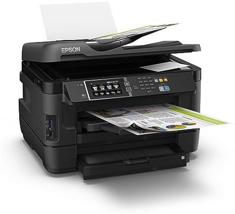 EPSON WorkForce WF-7620DTWF - Impresora multifunción de ...