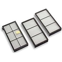 vhbw Set filtros de recambio Hepa antialérgicos