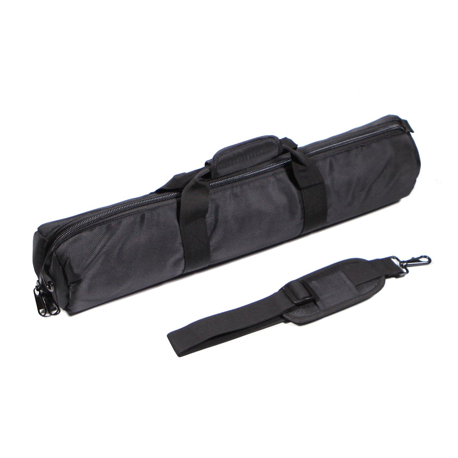 Meking 30''/75cm Padded Tripod Zipper Case Bag with Shoulder Strap by Meking (Image #3)