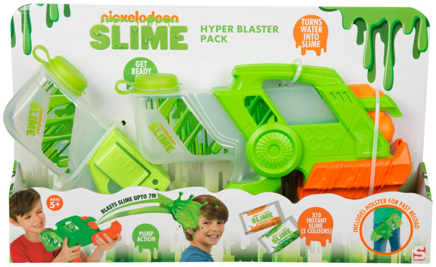 Nickelodeon Slime Hyper Blaster Shooter by Nickelodeon (Image #3)